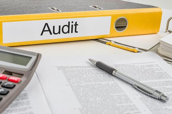 ZPIC Audit Paperwork